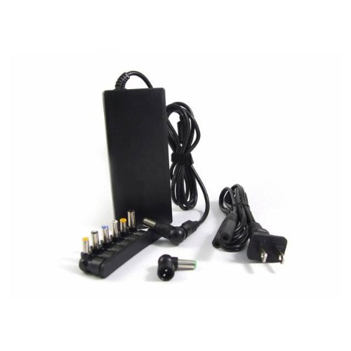 (Pack of 10 iMicro 90W Universal Notebook Adapter (Black), OEM)