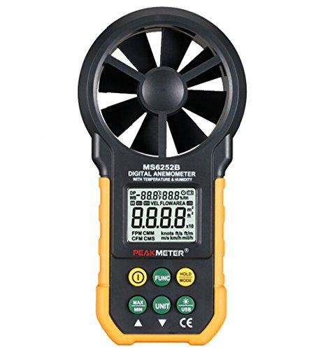 Digital Air Flow Meter - 5