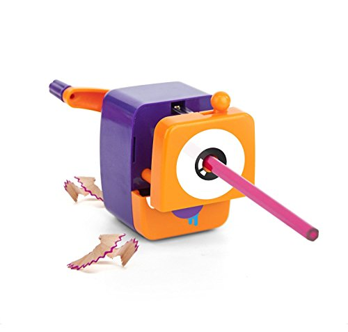 Generic Orange Mini Monsters Sharpeners by Generic