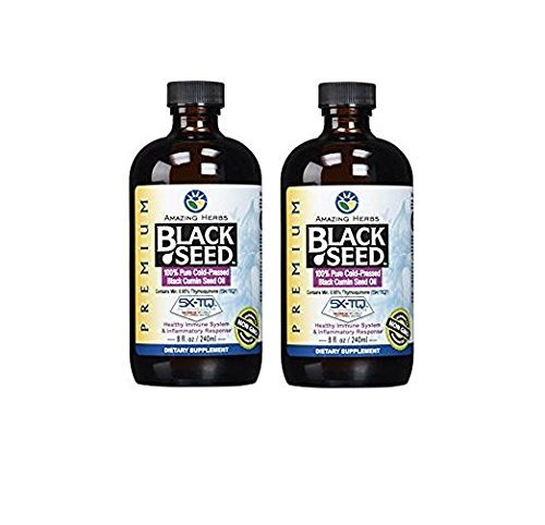 Amazing Herbs Black Seed (Amazing Herbs Black Seed - 2 Pack)