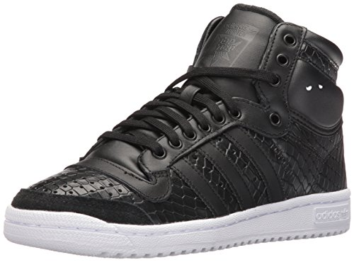 Adidas Originalals Dames Top Tien Hi W Fashion Sneaker Zwart / Zwart / Wit