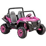Peg Perego Polaris RZR 900 Ride On, Pink