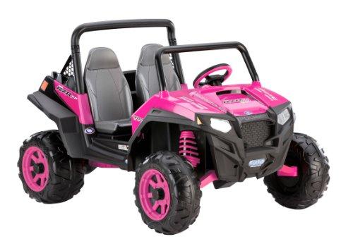 Peg Perego Polaris Rzr 900 Ride On Pink Gosale Price