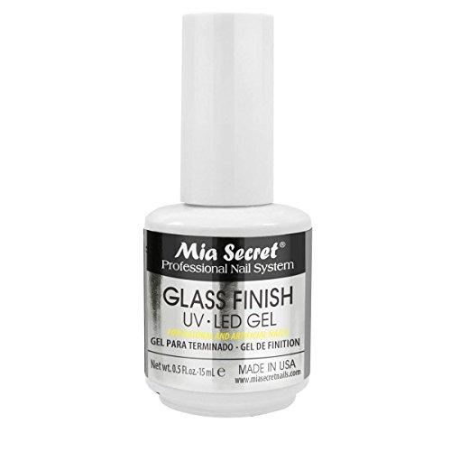 Mia Secret Chrome Mirror Nail Powder Glass Finish UV LED Gel (GLASS FINISH - Store Chrome Https