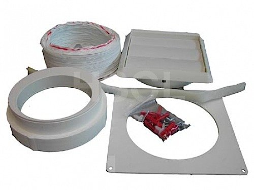 Cooker Hood Vent Kit for use with 4