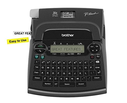 Brother P-Touch PT-1890C Deluxe Home & Office Labeler