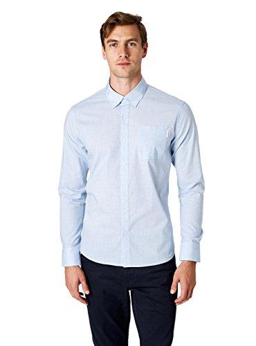 7 Diamonds Blurred Lines Long Sleeve Shirt (Large)