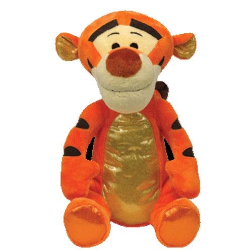 [Ty Beanie Buddies Tigger Sparkle Medium Plush] (Winnie The Pooh Costume Ideas)