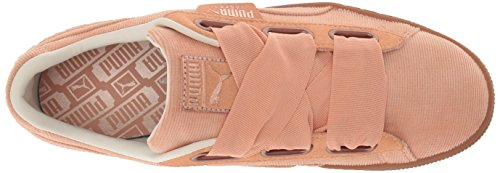 Coral W Heart Chaussures Puma Dusty Corduroy dusty Basket Coral xqSUCCwHB