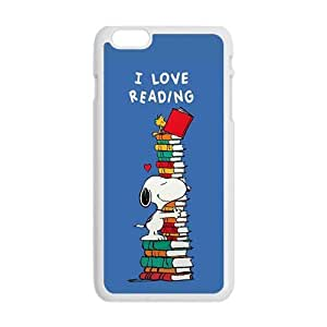 Cool Painting Lovelly snoopy Cell Phone Case for Iphone 6 Plus