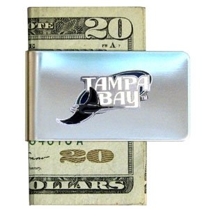 Siskiyou MLB Tampa Bay Rays Steel Money Clip ()