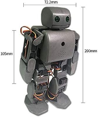 ViVi Robot humanoide Plen2 para impresora 3D Arduino 18 DOF ...