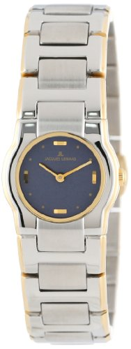 Jacques Lemans Women's 1-1156C Pisa Two-Tone Stainless Steel Watch