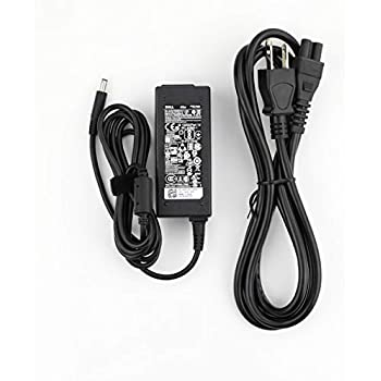 Genuine OEM Dell 45W Laptop AC Adapter Power Supply Charger 19.5V 2.31A 4.5mm