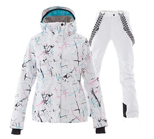 Pluie Neige Suit De La Plein Snow Size Randonnée Femme White Air Coupe Purple M Snowboard Imperméable Veste color En Fubulecy Pour Ski vent OwWqz75xF