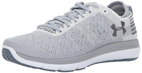 Overcast Scarpe Gray Fortis Threadborne Uomo Under Armour Running White UA 0IKpSqxvxw