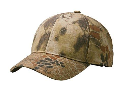 TOP HEADWEAR Pro Camouflage Series Cap - Kryptek Highlander (Series Top Cap)