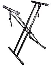 RockJam X-Frame Pre-Built Keyboard Stand