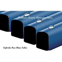 United States Water Mattress Free Flow Softside Waterbed Replacement Tubes for King And Queen