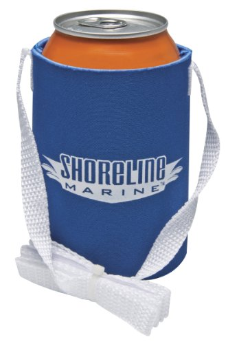Shoreline Marine Drink Holder with (Lanyard Drink)