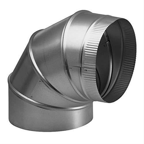 Galvanized Round Elbow - Broan 415 7