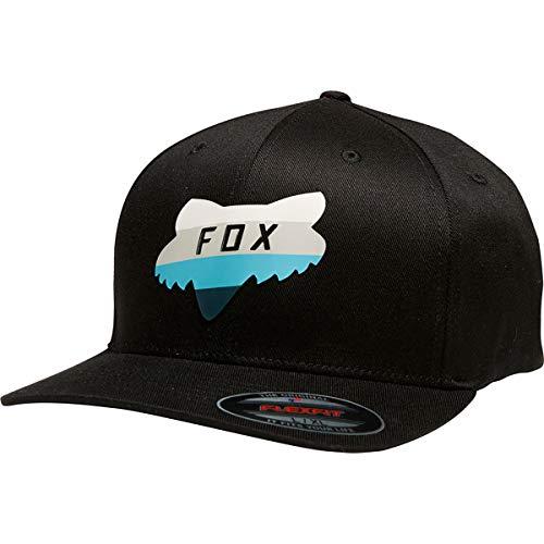 Fox Racing Men's Voucher Flexfit Hats,Small/Medium,Black ()