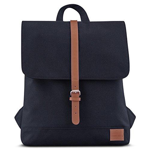 Backpack Women Black / Brown - JOHNNY URBAN