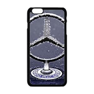 WAGT Unique Benz sign fashion cell phone case for iPhone 6 plus 6