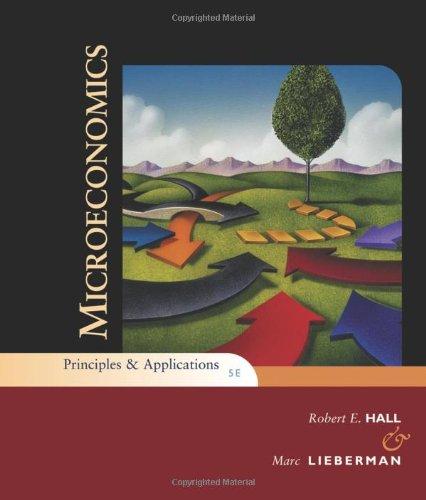 Microeconomics:Prin.+Applications