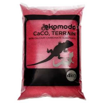 pet-essentials Komodo Caco Crimson Vivarium embalaje Arena (ecológico)