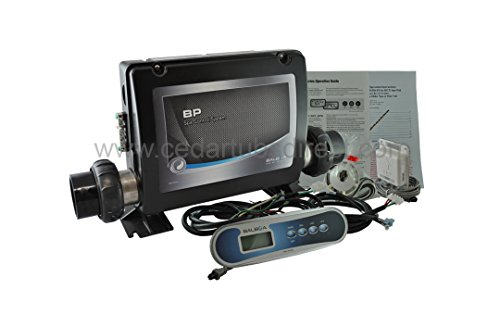 Balboa BP501 Retro Fit Kit- - Spa Pack with TP400 Controller cables and Wi Fi by Balboa