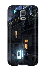 City Durable Galaxy S5 Tpu Flexible Soft Case