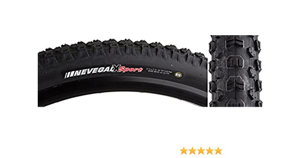 Amazon.com : Kenda Tire Nevegal-X 650B 27.5X2.1 Bk/Bks/Dtc Wire : Sports & Outdoors