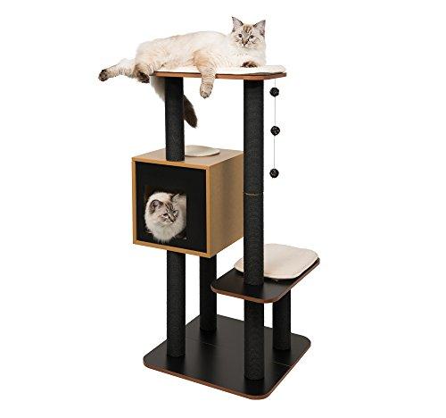Vesper V-Cube 52059 Cat Furniture, Banana
