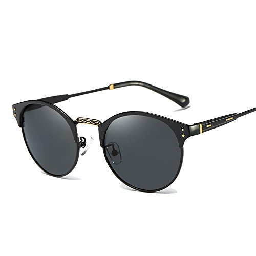 c48ece083c TIANLIANG04 Gafas De Sol Hombre Gafas De Sol Polarizadas Gafas De Aluminio  Guía De Protección Uv400