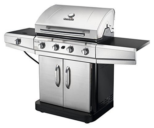 char broil classic 4 burner gas grill cabinet gas barbeque reviews. Black Bedroom Furniture Sets. Home Design Ideas