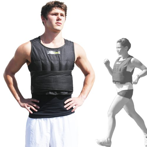 ZFOsports¨ - 20LBS -UNISEX- Comfortable Exercise Adjustable Weighted Vest
