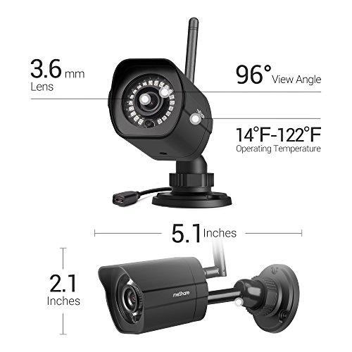 Meshare 1080p Security Camera Cloud Cam Home Security