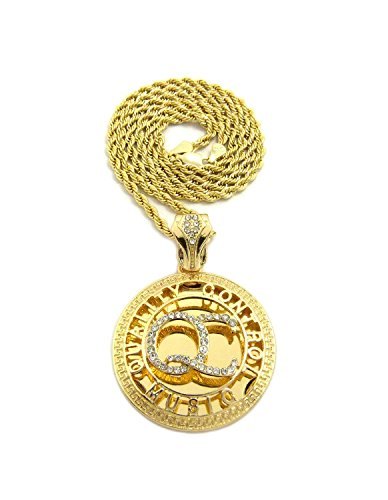 QUALITY CONTROLL PENDANT CHAIN NECKLACE product image