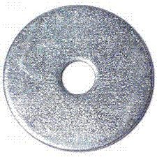 1/2 - 17/32 X 2 Fender Washer, Thickness: .047-.080, 50 Per -