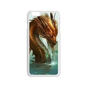 JIANADA Ferocious dragon Cell Phone Case for Iphone 6