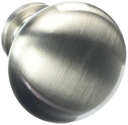Amerock BP53005G10-40PACK Allison Satin Nickel Round Cabinet Knob (Pack of 40)