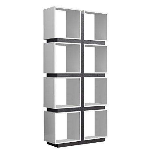 "Monarch Specialties Inc. Hollow Core 71"" Bookcase"