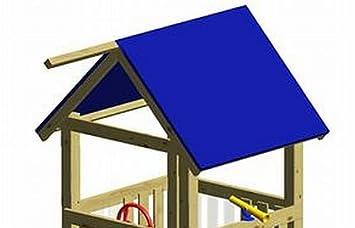 Winnetoo Klettergerüst Zubehör : Winnetoo blaue dachfolie für spielturm amazon spielzeug