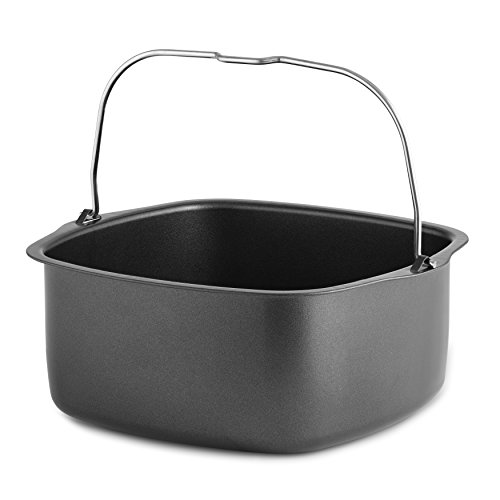 3hproducts Air Fryer Non Stick Baking Pan Fits Philips