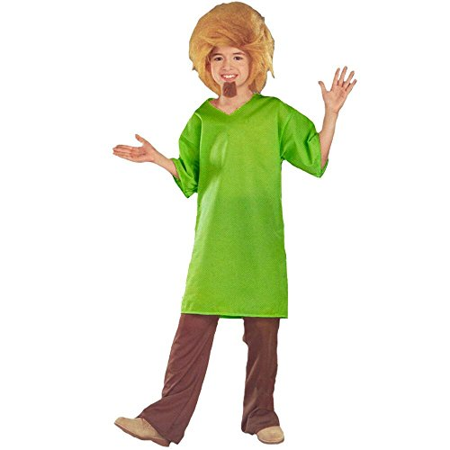 Warner Bros. Youth Scooby-Doo Shaggy Child Costume (Shaggy Costumes)