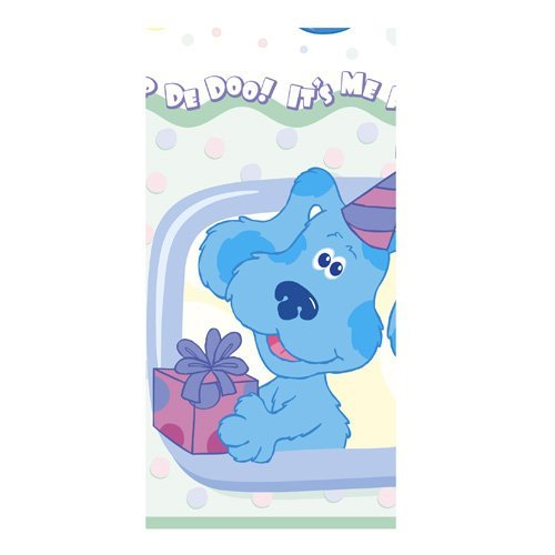 Blue's Clues Room Table Cover ()