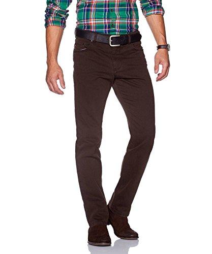 Cotton Zipper Straight Pockets - 1