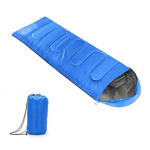 Camping sleeping bags Sleeping Bag Single Waterproof 3 Season Sleeping Bags Lightweight Compression Sack Envelop…
