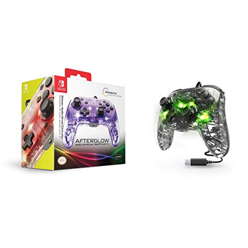 PDP 500-132-NA Afterglow Deluxe + Audio Wired Controller for Nintendo Switch